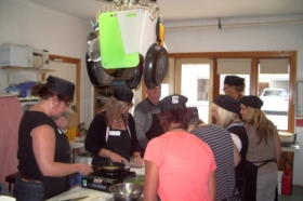 Tranquilles Cooking School - Carnarvon Accommodation