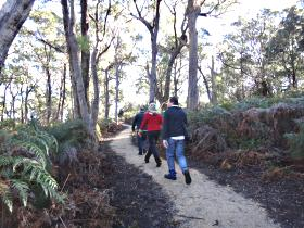 Bridport Walking Track - Carnarvon Accommodation