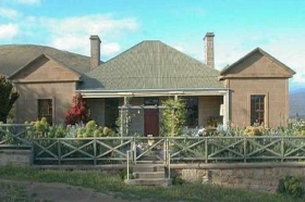 Prospect Villa and Garden - Carnarvon Accommodation