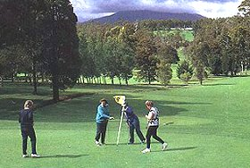 Deloraine Golf Course - Carnarvon Accommodation