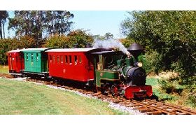 Redwater Creek Railway - Carnarvon Accommodation