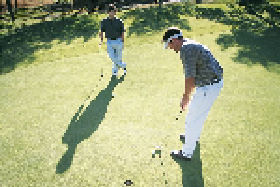 Tarraleah Golf Course - Carnarvon Accommodation