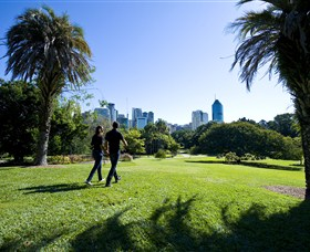 City Botanic Gardens - Carnarvon Accommodation