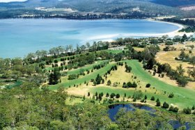 Orford Golf Club - Carnarvon Accommodation