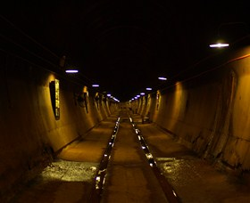 WWII Oil Storage Tunnels - Carnarvon Accommodation