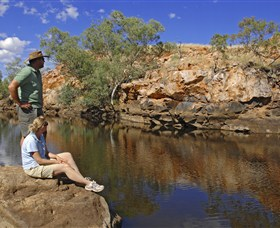 Davenport Range National Park - Carnarvon Accommodation