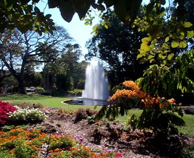 George Brown Darwin Botanic Gardens - Carnarvon Accommodation