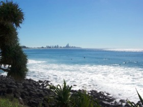 Burleigh Head National Park - Carnarvon Accommodation
