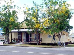 Kilkivan Shire Museum - Carnarvon Accommodation