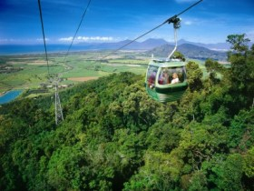 Skyrail Rainforest Cableway - Carnarvon Accommodation