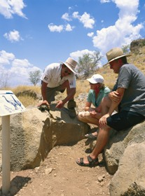 Riversleigh Fossil Fields - Carnarvon Accommodation