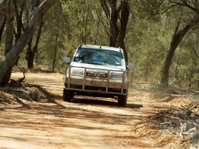 Ward River 4x4 Stock Route Trail - Carnarvon Accommodation