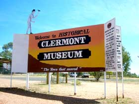 Clermont Historical Centre and Museum