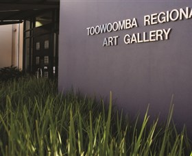 Toowoomba Regional Art Gallery - Carnarvon Accommodation
