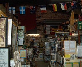 Military and Memorabilia Museum - Carnarvon Accommodation