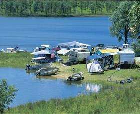 Lake Boondooma - Carnarvon Accommodation
