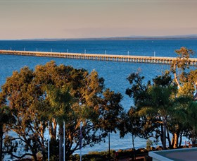 Urangan Pier - Carnarvon Accommodation