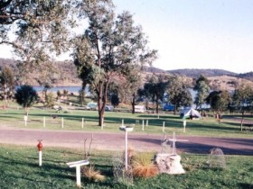 Glenlyon Dam - Carnarvon Accommodation