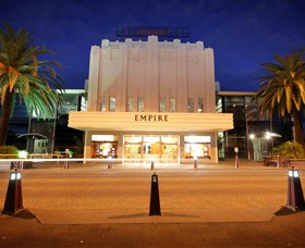 Empire Theatre - Carnarvon Accommodation