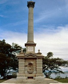 Cooktown War Memorial - Carnarvon Accommodation
