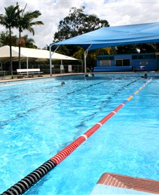 Beenleigh Aquatic Centre - Carnarvon Accommodation
