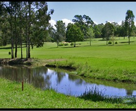 Village Links Golf Course - Carnarvon Accommodation