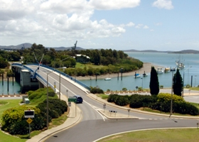 Gladstone Marina - Carnarvon Accommodation