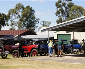 Millmerran Museum and Tourist Information Centre - Carnarvon Accommodation