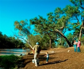 Charleville - Dillalah Warrego River Fishing Spot - Carnarvon Accommodation