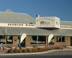 Heathcote Winery - Carnarvon Accommodation