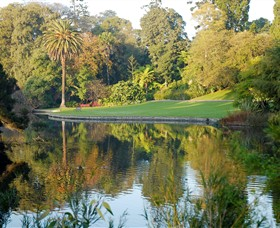 Royal Botanic Gardens Melbourne - Carnarvon Accommodation