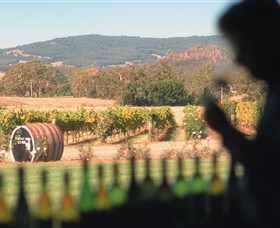 Hanging Rock Winery - Carnarvon Accommodation