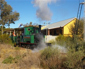 Red Cliffs Historical Steam Railway