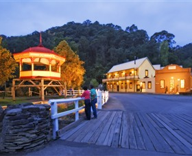 Walhalla Historic Area - Carnarvon Accommodation