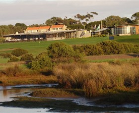 Torquay Golf Club - Carnarvon Accommodation