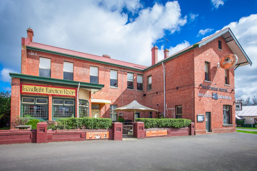 Holgate Brewhouse at Keatings Hotel - Carnarvon Accommodation