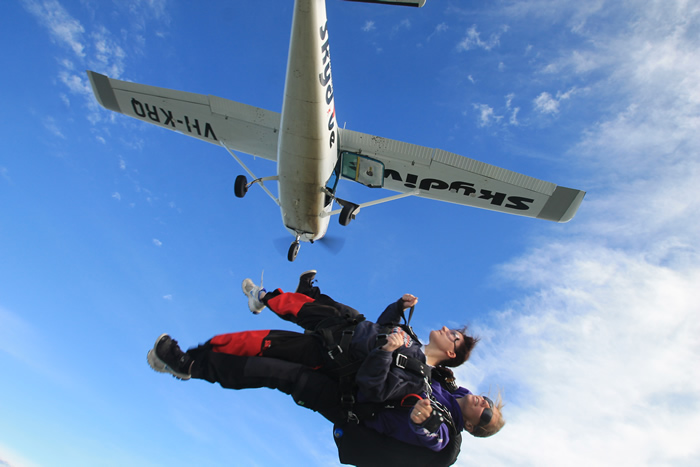 Australian Skydive - Carnarvon Accommodation