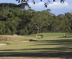 Mt Martha Golf Course - Carnarvon Accommodation