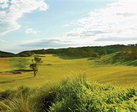 Portsea Golf Club - Carnarvon Accommodation