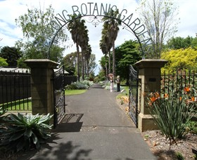 Friends of Geelong Botanic Gardens - Carnarvon Accommodation