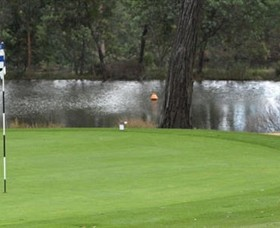 Hepburn Springs Golf Club - Carnarvon Accommodation