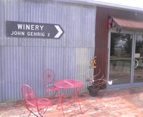 John Gehrig Wines - Carnarvon Accommodation