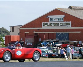 Gippsland Vehicle Collection - Carnarvon Accommodation