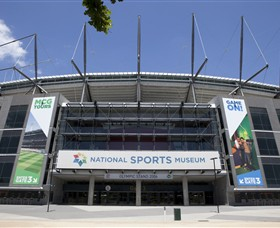 National Sports Museum at the MCG - Carnarvon Accommodation