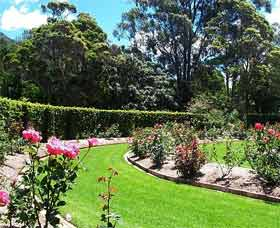 Wollongong Botanic Garden - Carnarvon Accommodation