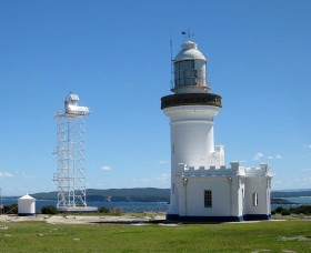 Point Perpendicular Lighthouse and Lookout - Carnarvon Accommodation