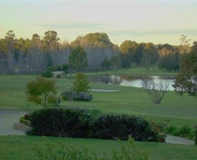 Moruya Golf Club - Carnarvon Accommodation