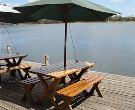 Dine at Tuross Boatshed and Cafe - Carnarvon Accommodation