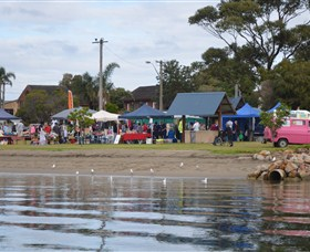 Greenwell Point Riverside Markets - Carnarvon Accommodation