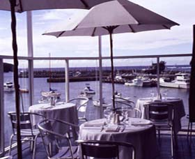Harbourside Restaurant - Carnarvon Accommodation